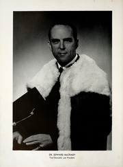 Page 12, 1953 Edition, University of the South - Cap and Gown Yearbook (Sewanee, TN) online yearbook collection