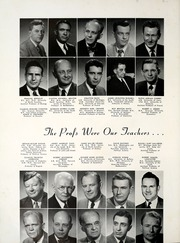 Page 16, 1953 Edition, University of the South - Cap and Gown Yearbook (Sewanee, TN) online yearbook collection
