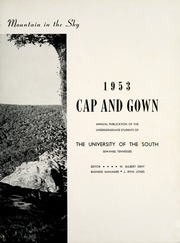 Page 7, 1953 Edition, University of the South - Cap and Gown Yearbook (Sewanee, TN) online yearbook collection