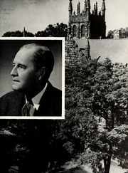 Page 9, 1953 Edition, University of the South - Cap and Gown Yearbook (Sewanee, TN) online yearbook collection
