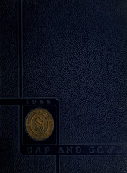 Page 1, 1955 Edition, University of the South - Cap and Gown Yearbook (Sewanee, TN) online yearbook collection