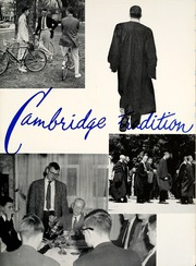 Page 13, 1955 Edition, University of the South - Cap and Gown Yearbook (Sewanee, TN) online yearbook collection