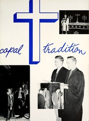 Page 17, 1955 Edition, University of the South - Cap and Gown Yearbook (Sewanee, TN) online yearbook collection