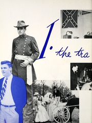 Page 8, 1955 Edition, University of the South - Cap and Gown Yearbook (Sewanee, TN) online yearbook collection