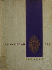 Page 1, 1960 Edition, University of the South - Cap and Gown Yearbook (Sewanee, TN) online yearbook collection