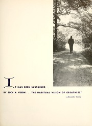 Page 15, 1960 Edition, University of the South - Cap and Gown Yearbook (Sewanee, TN) online yearbook collection