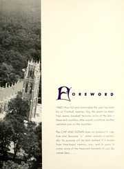 Page 9, 1960 Edition, University of the South - Cap and Gown Yearbook (Sewanee, TN) online yearbook collection