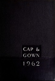Page 1, 1962 Edition, University of the South - Cap and Gown Yearbook (Sewanee, TN) online yearbook collection