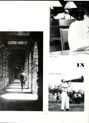 Page 16, 1962 Edition, University of the South - Cap and Gown Yearbook (Sewanee, TN) online yearbook collection