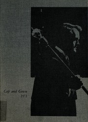 Page 1, 1971 Edition, University of the South - Cap and Gown Yearbook (Sewanee, TN) online yearbook collection