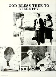 Page 16, 1982 Edition, University of the South - Cap and Gown Yearbook (Sewanee, TN) online yearbook collection