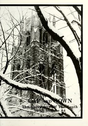 Page 5, 1982 Edition, University of the South - Cap and Gown Yearbook (Sewanee, TN) online yearbook collection