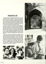 Page 6, 1982 Edition, University of the South - Cap and Gown Yearbook (Sewanee, TN) online yearbook collection