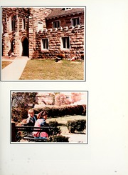Page 15, 1985 Edition, University of the South - Cap and Gown Yearbook (Sewanee, TN) online yearbook collection