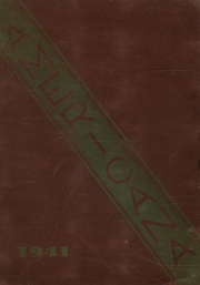 Butler Township High School - Americana Yearbook (Fountain Springs, PA) online yearbook collection, 1941 Edition, Page 1