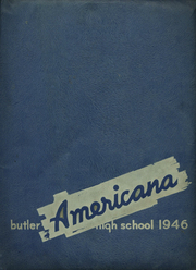 Butler Township High School - Americana Yearbook (Fountain Springs, PA) online yearbook collection, 1946 Edition, Page 1