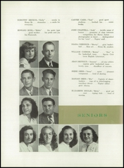 Page 14, 1948 Edition, Butler Township High School - Americana Yearbook (Fountain Springs, PA) online yearbook collection