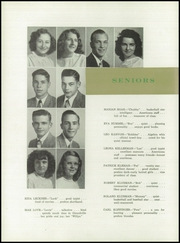 Page 16, 1948 Edition, Butler Township High School - Americana Yearbook (Fountain Springs, PA) online yearbook collection