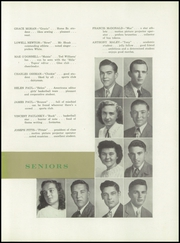 Page 17, 1948 Edition, Butler Township High School - Americana Yearbook (Fountain Springs, PA) online yearbook collection