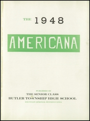 Page 5, 1948 Edition, Butler Township High School - Americana Yearbook (Fountain Springs, PA) online yearbook collection