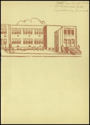 Page 3, 1950 Edition, Butler Township High School - Americana Yearbook (Fountain Springs, PA) online yearbook collection
