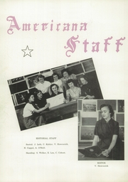 Page 16, 1951 Edition, Butler Township High School - Americana Yearbook (Fountain Springs, PA) online yearbook collection