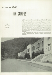 Page 8, 1951 Edition, Butler Township High School - Americana Yearbook (Fountain Springs, PA) online yearbook collection