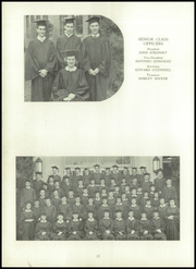 Page 12, 1953 Edition, Butler Township High School - Americana Yearbook (Fountain Springs, PA) online yearbook collection