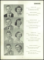 Page 16, 1953 Edition, Butler Township High School - Americana Yearbook (Fountain Springs, PA) online yearbook collection