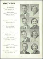 Page 17, 1953 Edition, Butler Township High School - Americana Yearbook (Fountain Springs, PA) online yearbook collection