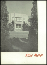 Page 6, 1953 Edition, Butler Township High School - Americana Yearbook (Fountain Springs, PA) online yearbook collection