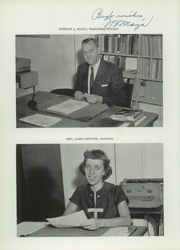 Page 12, 1958 Edition, Harford High School - Eagle Yearbook (Harford, PA) online yearbook collection