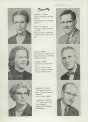 Page 14, 1958 Edition, Harford High School - Eagle Yearbook (Harford, PA) online yearbook collection