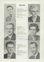Page 15, 1958 Edition, Harford High School - Eagle Yearbook (Harford, PA) online yearbook collection