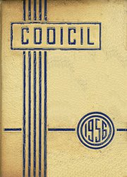 1956 Edition, Cecil Township High School - Codicil Yearbook (McDonald, PA)