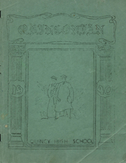 Page 1, 1940 Edition, Quincy High School - Quinconian Yearbook (Quincy, PA) online yearbook collection