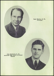 Page 15, 1951 Edition, Quincy High School - Quinconian Yearbook (Quincy, PA) online yearbook collection
