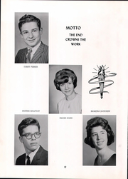 Page 16, 1965 Edition, Sparta High School - Spartan Yearbook (Spartansburg, PA) online yearbook collection