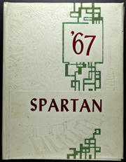 Page 1, 1967 Edition, Sparta High School - Spartan Yearbook (Spartansburg, PA) online yearbook collection