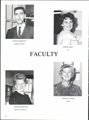 Page 10, 1967 Edition, Sparta High School - Spartan Yearbook (Spartansburg, PA) online yearbook collection