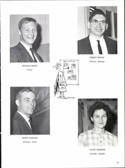 Page 11, 1967 Edition, Sparta High School - Spartan Yearbook (Spartansburg, PA) online yearbook collection