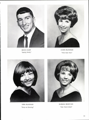 Page 15, 1967 Edition, Sparta High School - Spartan Yearbook (Spartansburg, PA) online yearbook collection