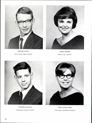Page 16, 1967 Edition, Sparta High School - Spartan Yearbook (Spartansburg, PA) online yearbook collection