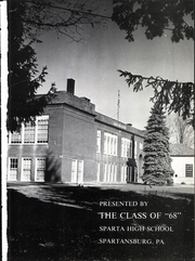 Page 5, 1967 Edition, Sparta High School - Spartan Yearbook (Spartansburg, PA) online yearbook collection
