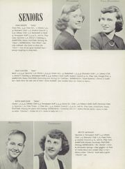 Page 11, 1952 Edition, Belleville Mennonite High School - Kish O Vale Yearbook (Belleville, PA) online yearbook collection