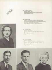 Page 8, 1952 Edition, Belleville Mennonite High School - Kish O Vale Yearbook (Belleville, PA) online yearbook collection