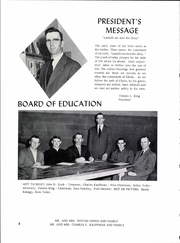 Page 12, 1960 Edition, Belleville Mennonite High School - Kish O Vale Yearbook (Belleville, PA) online yearbook collection