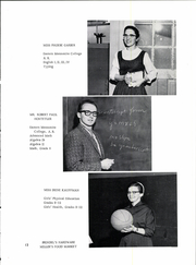 Page 17, 1960 Edition, Belleville Mennonite High School - Kish O Vale Yearbook (Belleville, PA) online yearbook collection