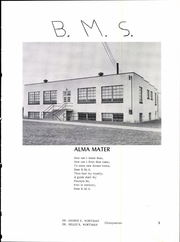 Page 7, 1960 Edition, Belleville Mennonite High School - Kish O Vale Yearbook (Belleville, PA) online yearbook collection