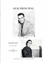 Page 17, 1961 Edition, Belleville Mennonite High School - Kish O Vale Yearbook (Belleville, PA) online yearbook collection